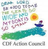 Logo: Children's Defense Fund