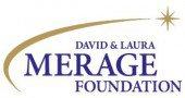 Logo: The David and Laura Merage Foundation