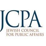Logo: Jewish Council for Public Affairs
