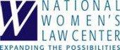 Logo: National Women's Law Center