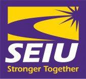 Logo: SEIU